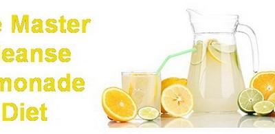 February Blog 2016: Lemonade Master Cleanse