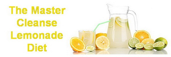 February Blog 2016: Lemonade Master Cleanse
