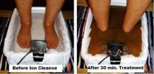 Ion Detox Foot Spa